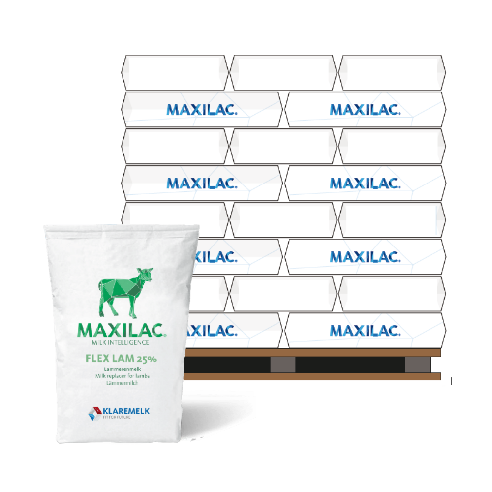 Maxilac Flex Lam 25% lammerenmelkpoeder